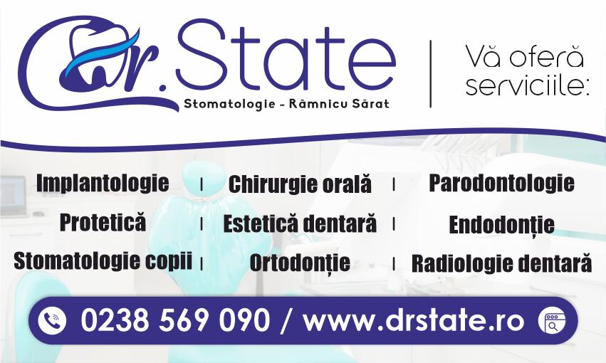 Stomatologie Râmnicu Sărat Dr. State
