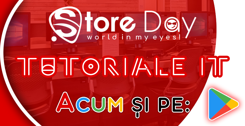 StoreDay România Tutoriale IT